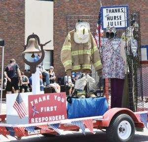 Bedford and New Market 4th of July Parades
