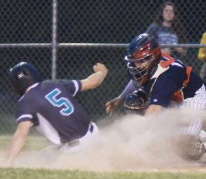 Baseball: Bedford vs. SWV