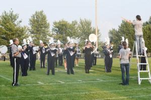 Bedford Marching Band