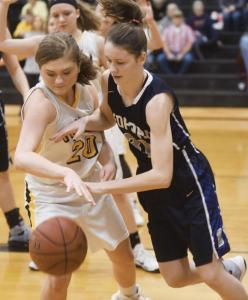 Bedford Girls/Boys Basketball vs. Lenox